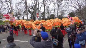 北加州小城舉辦中國廟會 延襲傳統139年