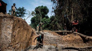 民主剛果金礦場遇襲 2中國人死亡
