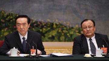 兩會新疆團開放日 陳全國首次出席全程沉默