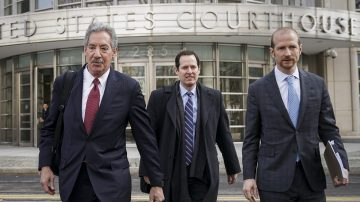 華為被控13罪 在紐約東區法院聆訊