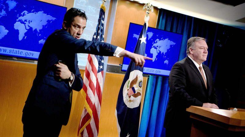 美将制裁新疆侵犯人权机构与个人 陈全国被点名