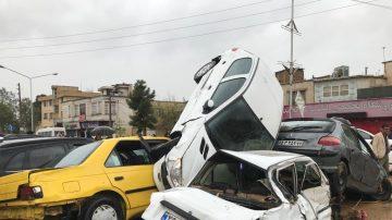 史無前例大洪水 伊朗已釀19死近百傷(視頻)