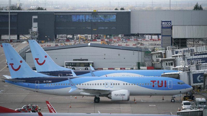 美國宣布禁令 停飛所有波音737 MAX系列客機