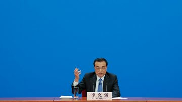 李克強承認中國經濟遇「新的下行壓力」 但避談貿易戰