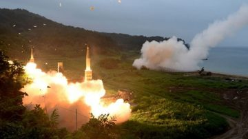 威懾中俄 美國防部擬購逾萬枚導彈